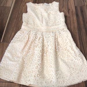 Girls crewcuts Easter/spring summer dress size 6